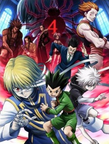 Hunter x Hunter: Phantom Rouge - Filme