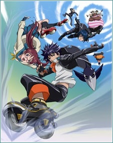 Air Gear - Anime Sub Bahasa Indonesia (Watch Stream Online & Download