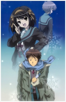 Suzumiya Haruhi no Shoushitsu